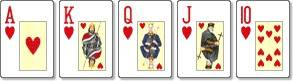 Poker Royal Flush - Ignition Poker