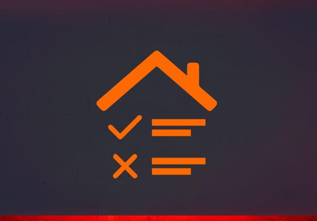 Reglas de la casa