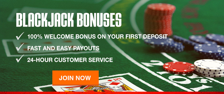 Play Online Blackjack for Real Money and Claim Your Welcome Bonus