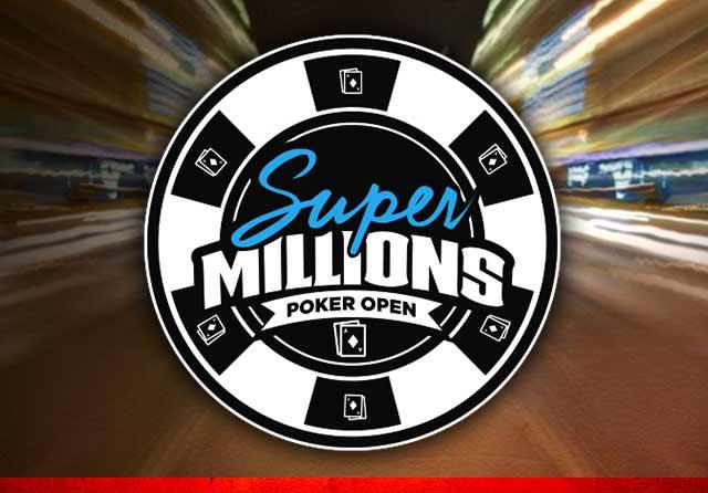 百万次扑克打开