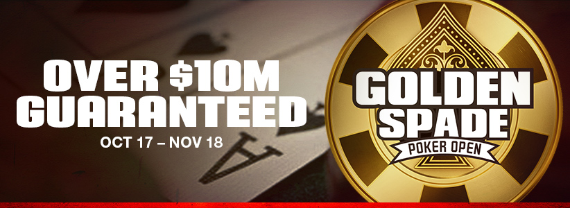 Learn more about the Golden Spade Poker Open.
