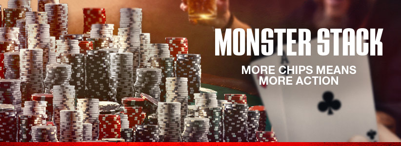 Monster Stack / More Chips Means More Action
