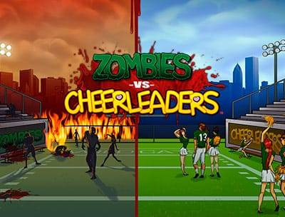 Zombies Vs Cheerleaders