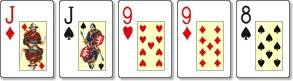 2 Pair Poker - Ignition Casino Poker