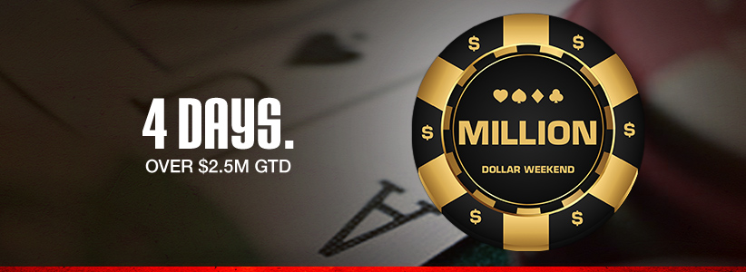 Learn more about Ignition's Million Dollar Weekend