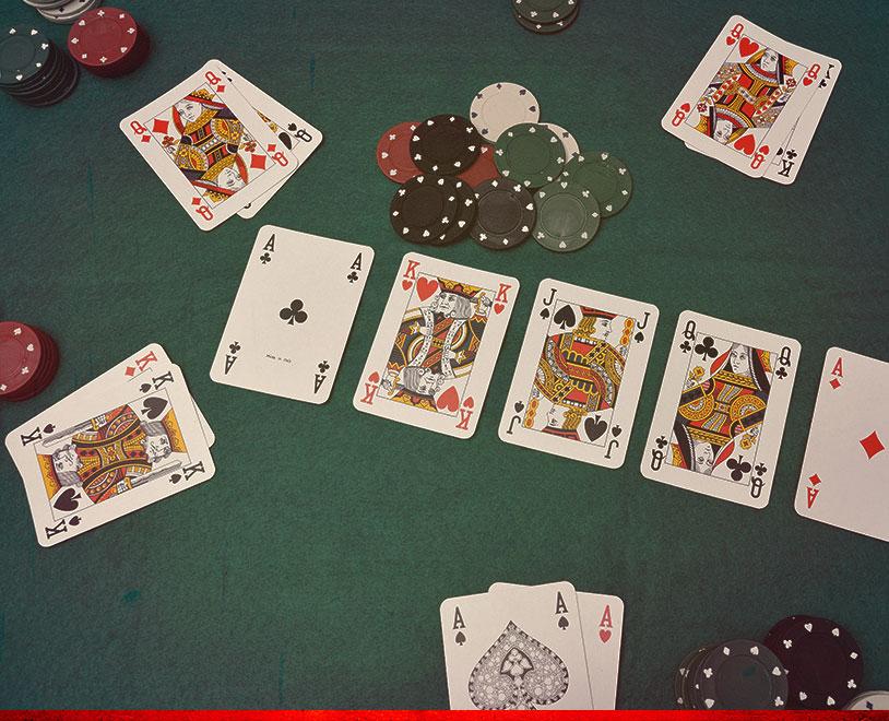 Online Poker Strategy